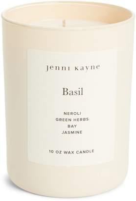 Jenni Kayne Basil Matte Glass Candle