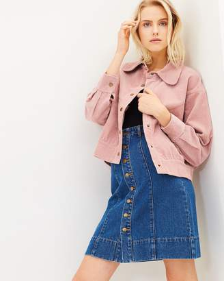 Jax Denim Skirt