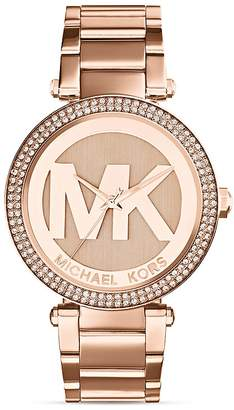 Michael Kors Glitz Watch, 33mm