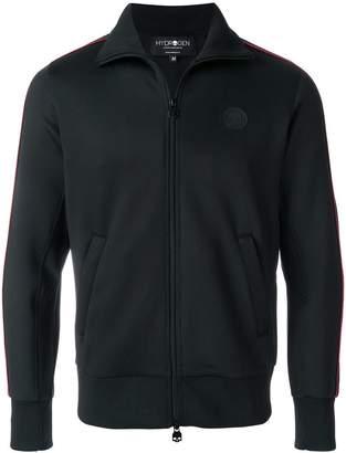 Hydrogen striped sleeve jacket