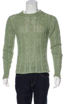 Paul Smith Silk-Blend Sweater