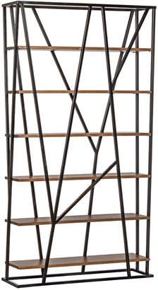 Noir Pole Bookcase