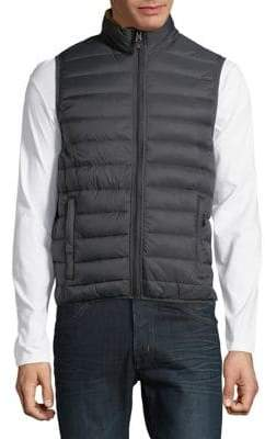 Hawke & Co Packable Water-Resistant Down Vest