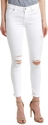 7 For All Mankind Seven 7 Gwenevere White 2 Ankle Cut