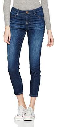 Benetton Women's Boyfriend Fit Denim Trouser Jeans