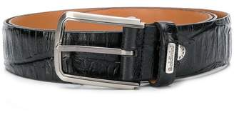 Baldinini embossed belt