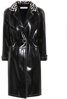 Philosophy di Lorenzo Serafini Faux leather coat