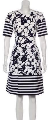 Givenchy Vintage Knee-Length Dress