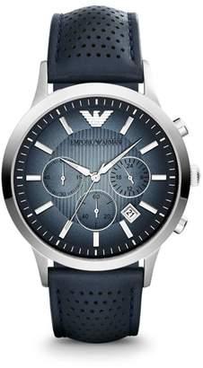 Emporio Armani Mens Chronograph Renato Watch AR2473