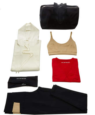 Live the Process Set-Of-Six Activewear Bundle