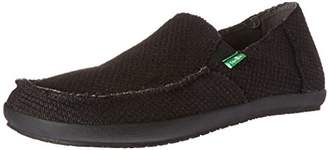 Sanuk Men's Rounder Hobo Slip On