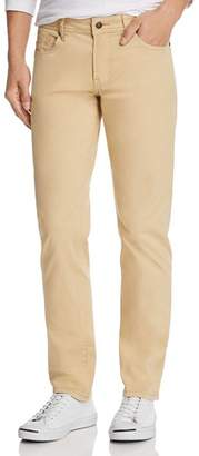 Liverpool Kingston Straight Slim Fit Jeans in Maize