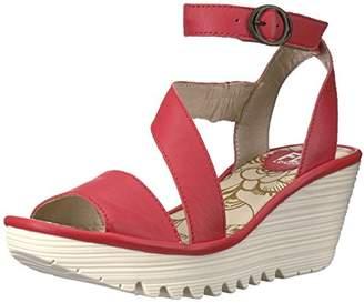 Fly London Women's Yesk Platform Sandal
