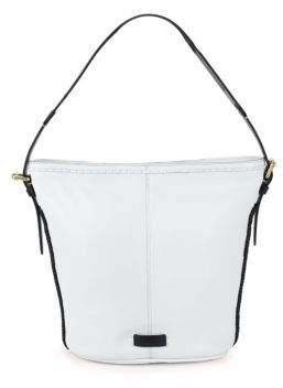 Cole Haan Loralie Leather Bucket Bag