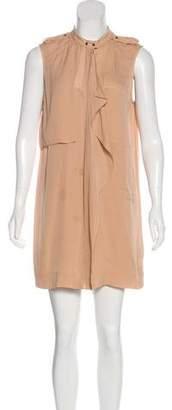 A.L.C. Mini Silk Dress