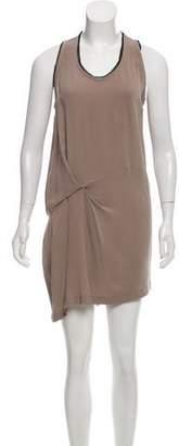 Clu Sleeveless Mini Dress