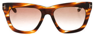 Tom FordTom Ford Celina Logo-Embellished Sunglasses