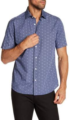 Robert Barakett St. John Woven Shirt