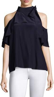 Parker Women's Empire Silk Top