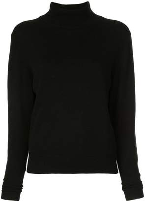 Nili Lotan rolled neck jumper