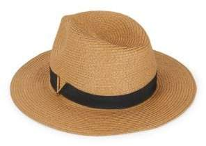 Vince Camuto Banded Fedora Hat