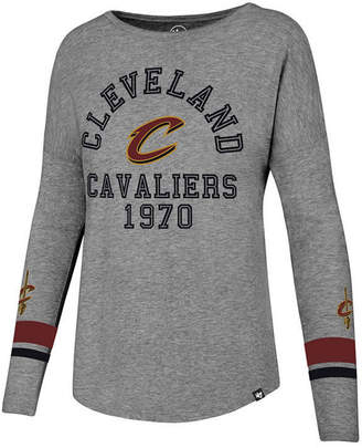 '47 Women's Cleveland Cavaliers Encore Long Sleeve T-Shirt
