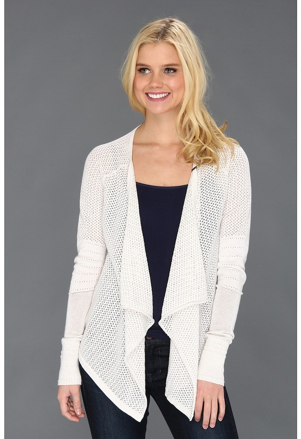 Fox Viper Cardigan (Black) - Apparel