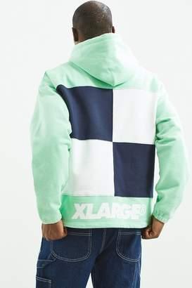 XLarge Checkerblock Hoodie Sweatshirt