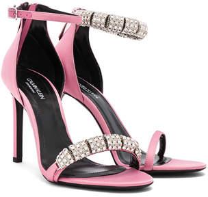 Calvin Klein Satin Camelle 501 Sandals
