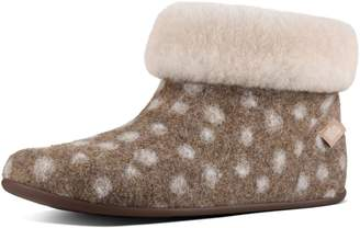 FitFlop Sarah Shearling Slipper Booties