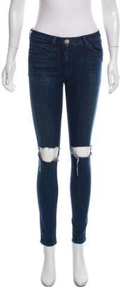 3x1 Mid-Rise Skinny Jeans