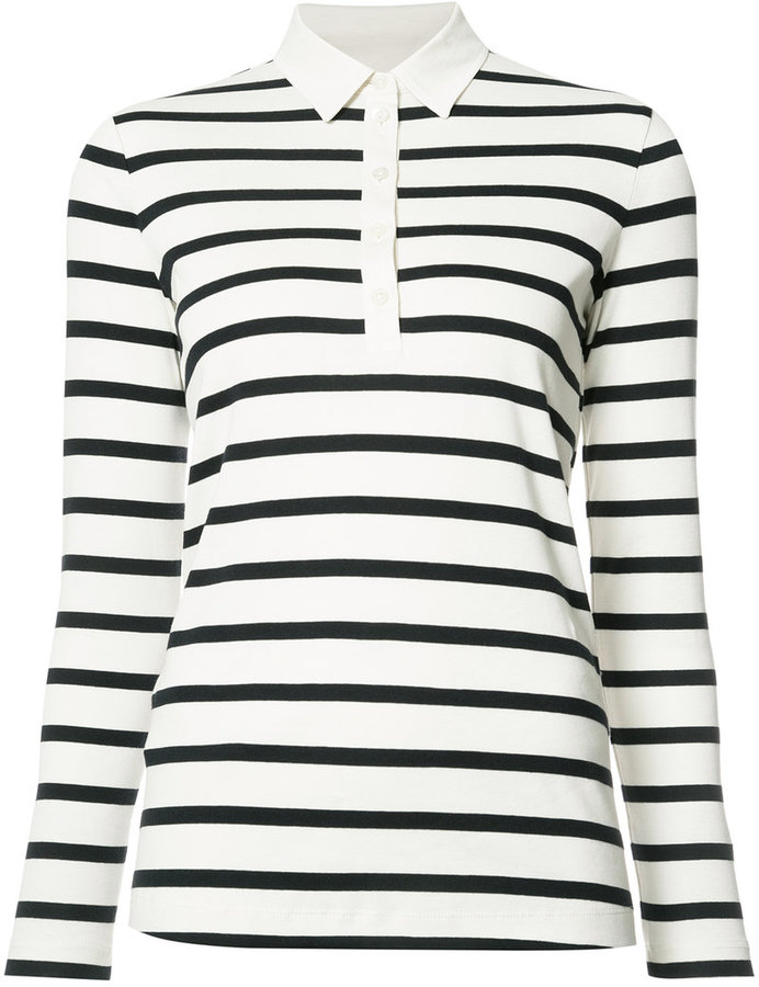 Bogner Bogner striped polo shirt