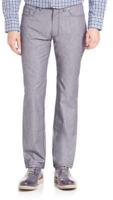 Vince Camuto Slim-Fit Stretch Pants