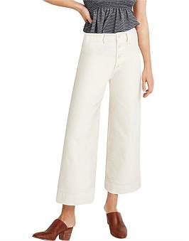 Madewell Emmett Green With Button Front