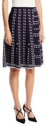 Nic+Zoe Falling Star Twirl Skirt, Petite