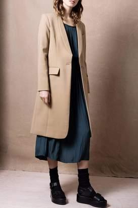Smythe Skinny Lapel Coat