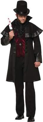 Forum Men's Jack The Ripper Deluxe Costume