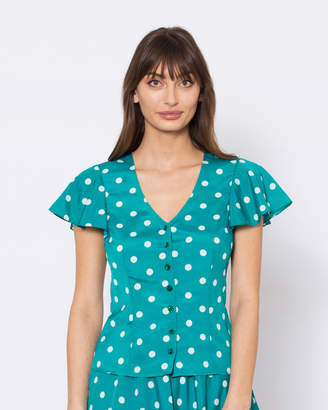 Alannah Hill Call Me Pretty Blouse