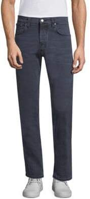 Nudie Jeans Grim Tim Slim Straight Fit Jeans