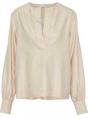 Totême Revel Satin Blouse