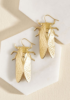 ModCloth Magicicada Earrings $29.99 thestylecure.com