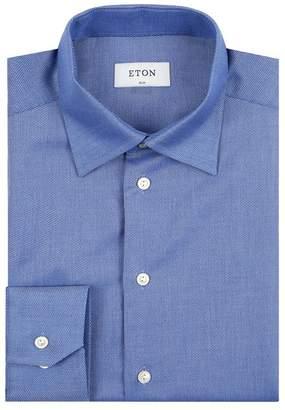 Eton Slim Fit Cotton Shirt