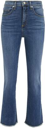 Veronica Beard Carly Kick Flare Jeans