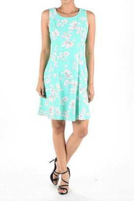 Aryeh Mint Sherbert Dress