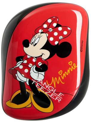 Tangle Teezer The Compact Styler - Disney Minnie Mouse Ruby Red - Red
