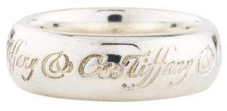 Tiffany & Co. Engraved Band