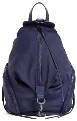 Rebecca Minkoff Julian Nylon Backpack - Blue $72.49 thestylecure.com