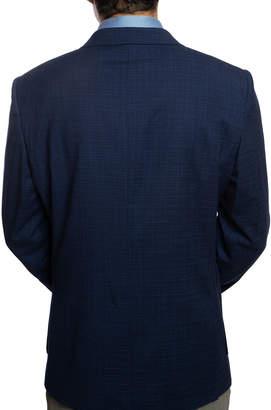 English Laundry Men's Slim-Fit Patch-Pocket Sport Jacket