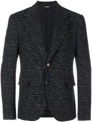 Dolce & Gabbana patterned blazer