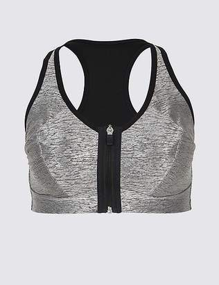 Marks and Spencer Extra High Impact Non-Padded Sports Bra A-G